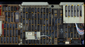 +3s main board – components side