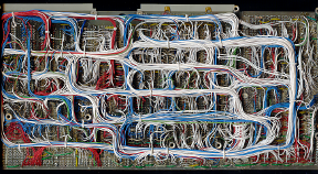 +3s main board – wiring side